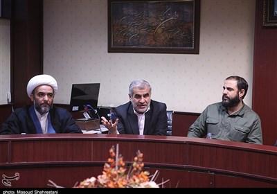رئیس ستاد آیتالله رئیسی در بازدید از تسنیم: وزارت کشور رأیگیری را تا 2 بامداد تمدید کند