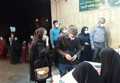شعب اخذ رای زنجان مملو از جمعیت در بامداد 29 خرداد / تمدید ساعت انتخابات تا ساعت 2 هم کافی نیست + فیلم