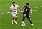 یورو 2020| نبرد انگلیس و اسکاتلند برنده نداشت؛ دربی بدون گل بریتانیاییها پایان بخش شب هشتم