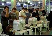 حماسهسازی لنجانیها در انتخابات 1400 + فیلم