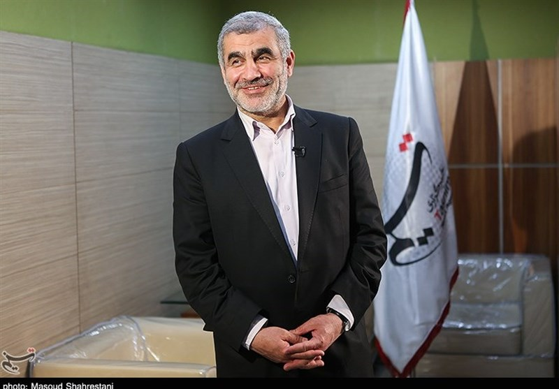 بازدید رئیس شورای هماهنگی ستادهای مردمی آیتالله رئیسی از خبرگزاری تسنیم