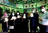 مشارکت 54 درصدی مردم استان سمنان در انتخابات 1400