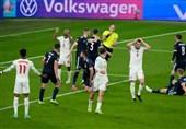 یورو 2020| دربی بریتانیا از زاویه دوربین