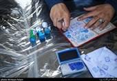 إغلاق صنادیق الاقتراع بالانتخابات الرئاسیة الإیرانیة وبدء فرز الأصوات