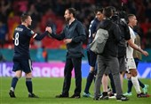 یورو 2020| ساوتگیت: شب ناامیدکنندهای را تجربه کردیم/ مقابل اسکاتلند خوب بازی نکردیم
