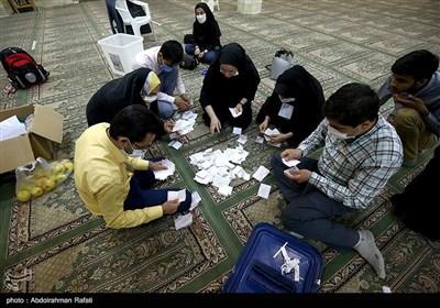 شمارش آرای انتخابات ریاست جمهوری 1400 در همدان