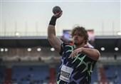 ثبت رکورد جدید جهانی پرتاب وزنه توسط ریان کراسر