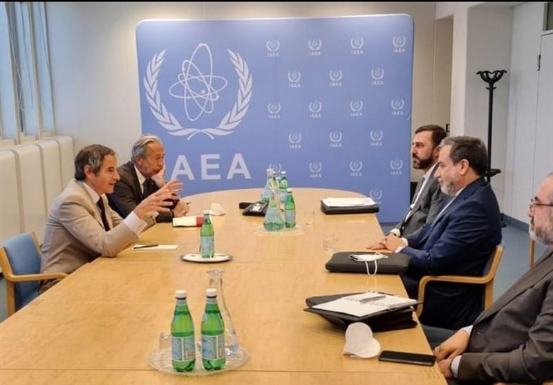 Iran, IAEA Discuss JCPOA in Vienna