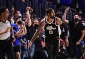 لیگ NBA| کلیپرز برای نخستین بار به فینال کنفرانس غرب رسید + عکس