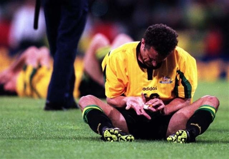 تیم ملی فوتبال استرالیا , تیم ملی فوتبال ایران , جام جهانی 2022 قطر ,