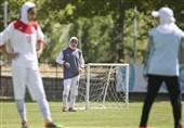 مهینی 18 بازیکن را به اردوی تیم فوتبال دختران نوجوان فراخواند