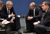 انگلیس امکان نشست سران پوتین و جانسون را بعید ندانست