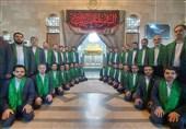 گروه محمد رسولالله (ص) 15 اثر را در سوریه تولید کرد + عکس و فیلم