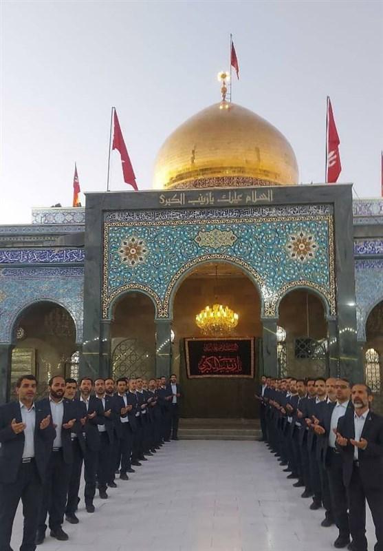 قرآن , کشور سوریه , سپاه محمد رسول الله(ص) ,