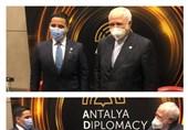 ظریف یلتقی نظیره الکویتی