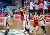 بسکتبال انتخابی کاپ آسیا| سومین پیروزی متوالی چین/ صعود 9 تیم قطعی شد