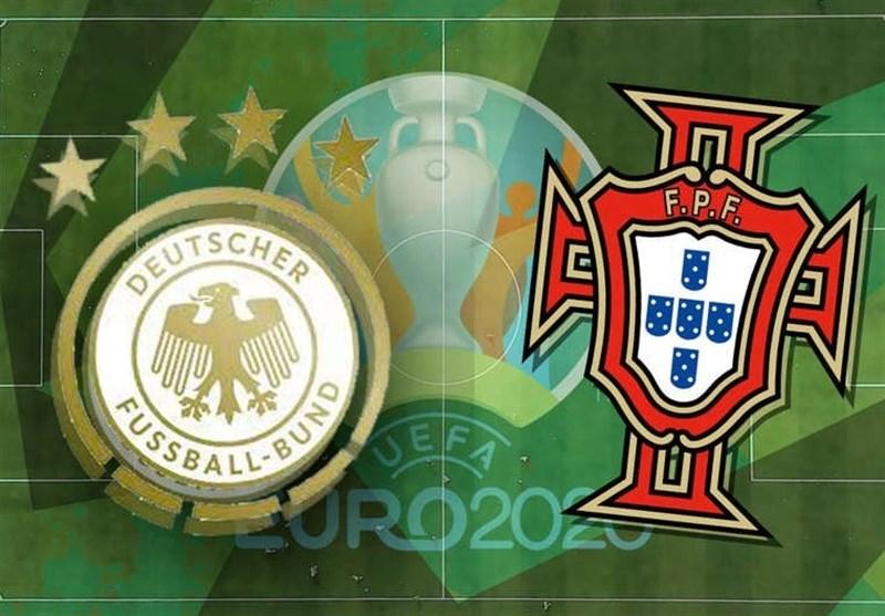 یورو 2020| مشخص شدن ترکیب پرتغال و آلمان