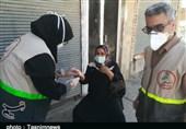 تیمهای پزشکی جهادی بسیج به منطقه محروم گِل سفید خرمآباد اعزام شدند+تصاویر
