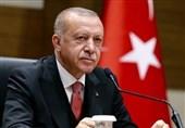 أردوغان یهنئ السید رئیسی لفوزه فی الانتخابات الرئاسیة