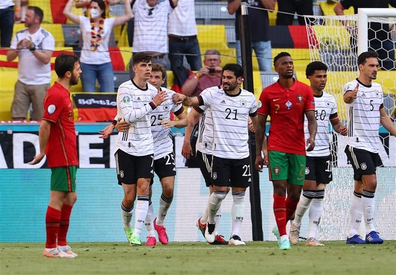 یورو 2020| تابلوی نتایج روز نهم؛ توقف فرانسه و اسپانیا و برد پرگل آلمان + جدول و برنامه بازیهای امروز