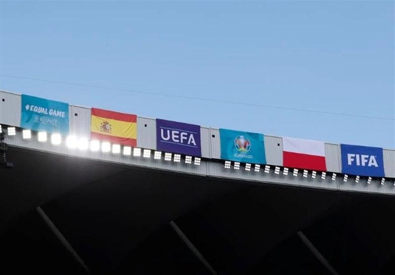یورو 2020  ترکیب تیمهای ملی اسپانیا و لهستان اعلام شد