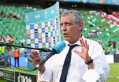 یورو 2020| سانتوس: آلمان تیم برتر میدان و پیروزی حقش بود