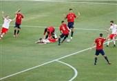 یورو 2020| تساوی اسپانیا مقابل لهستان در قاب تصاویر