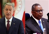 گفتوگوی وزرای دفاع ترکیه و آمریکا درباره افغانستان