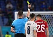 یورو 2020| اعلام اسامی داوران روز دوم دور پایانی مرحله گروهی