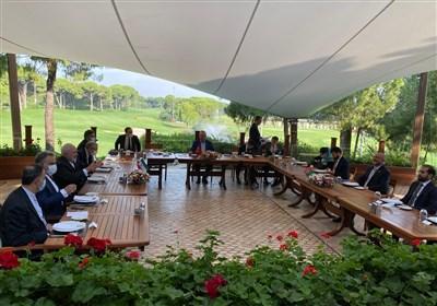 برگزاری نشست 3 جانبه وزرای خارجه ایران، ترکیه و افغانستان درباره ترانزیت و امنیت