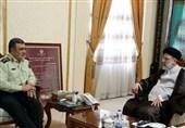 تبریک فرمانده نیروی انتظامی به رئیس جمهور منتخب ملت بزرگ ایران