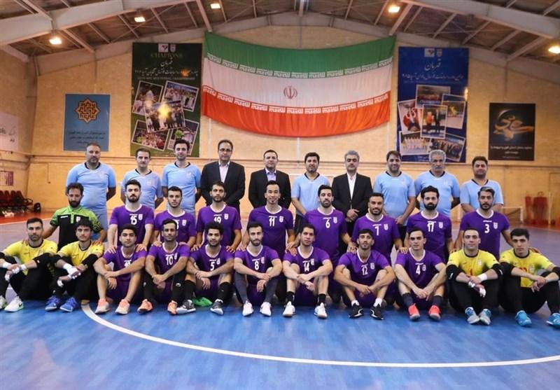 Iran Futsal Team Invited to Belarus