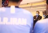 عزیزی خادم: باید نگاه حرفهای را در فوتسال هم جا بیندازیم/ در ژاپن کنار تیم ملی خواهم بود
