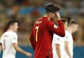 یورو 2020  موراتا: مردم برای حمله به اسپانیا لحظهشماری میکنند