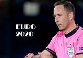 یورو 2020| یک پرتغالی دیدار چک - انگلیس را سوت میزند