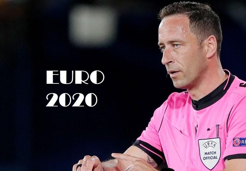 یورو ۲۰۲۰| یک پرتغالی دیدار چک – انگلیس را سوت میزند