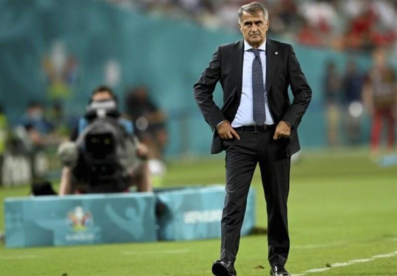 پایان کار گونش در تیم ملی ترکیه پس از شکست تحقیرآمیز