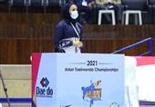 کمرانی: از شکستن تابوی سکونشینی در آسیا خوشحالم اما راضی نیستم/ اگر چین هم در مسابقات بود، روی سکو قرار میگرفتیم