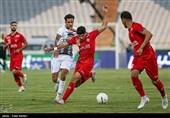 مهدوی: دیدار پرسپولیس و تراکتور جذاب نبود/ در فوتبال حرف اول و آخر در مستطیل سبز زده میشود