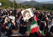 جشن مردمی شکرانه نعمت حضور در استان گلستان برگزار شد + تصاویر