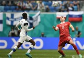 یورو 2020| نیکیفوروف: جیوبا در تیم ملی روسیه زوجی مثل سردار آزمون ندارد