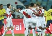 کوپا آمهریکا 2021| شکست کلمبیا مقابل پرو با گل به خودی مدافع پیشین بارسلونا