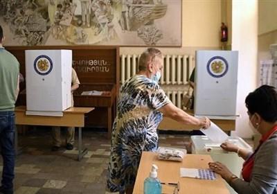 اعلام غیر رسمی نتیجه انتخابات ارمنستان