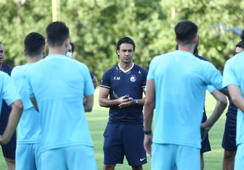 درخواست مجیدی از بازیکنان استقلال: پاسخ پرسپولیسیها را ندهید