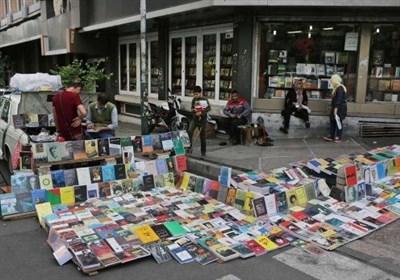 بر بساطی که بساطی نیست؛ گزارشی از دستفروشان کتاب زیر پوست شهر