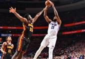 لیگ NBA| آتلانتا حریف میلواکی در فینال کنفرانس شرق شد/ سانز از سد کلیپرز گذشت