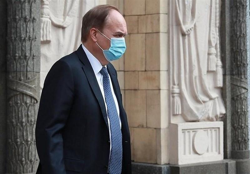 آنتونوف در بدو ورود به واشنگتن: وظیفه اصلی من تحقق توافقات ژنو است