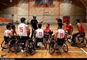 برگزاری اردوی آمادگی تیم ملی بسکتبال با ویلچر