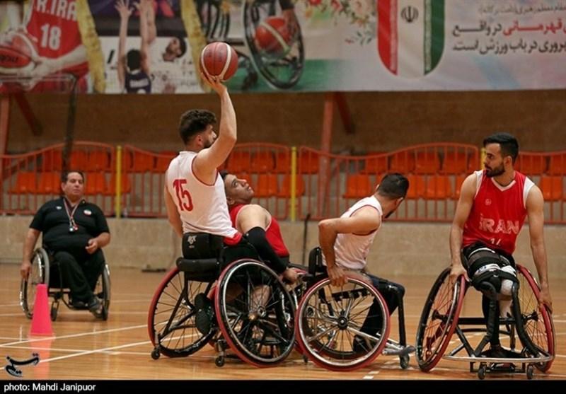 پرداخت کمک هزینه ویلچر برای ملیپوشان تیم بسکتبال با ویلچر