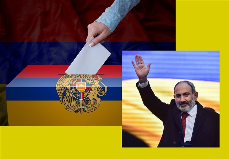 انتخاب مجدد پاشینیان در ارمنستان؛ بحرانهای داخلی و چالشهای خارجی